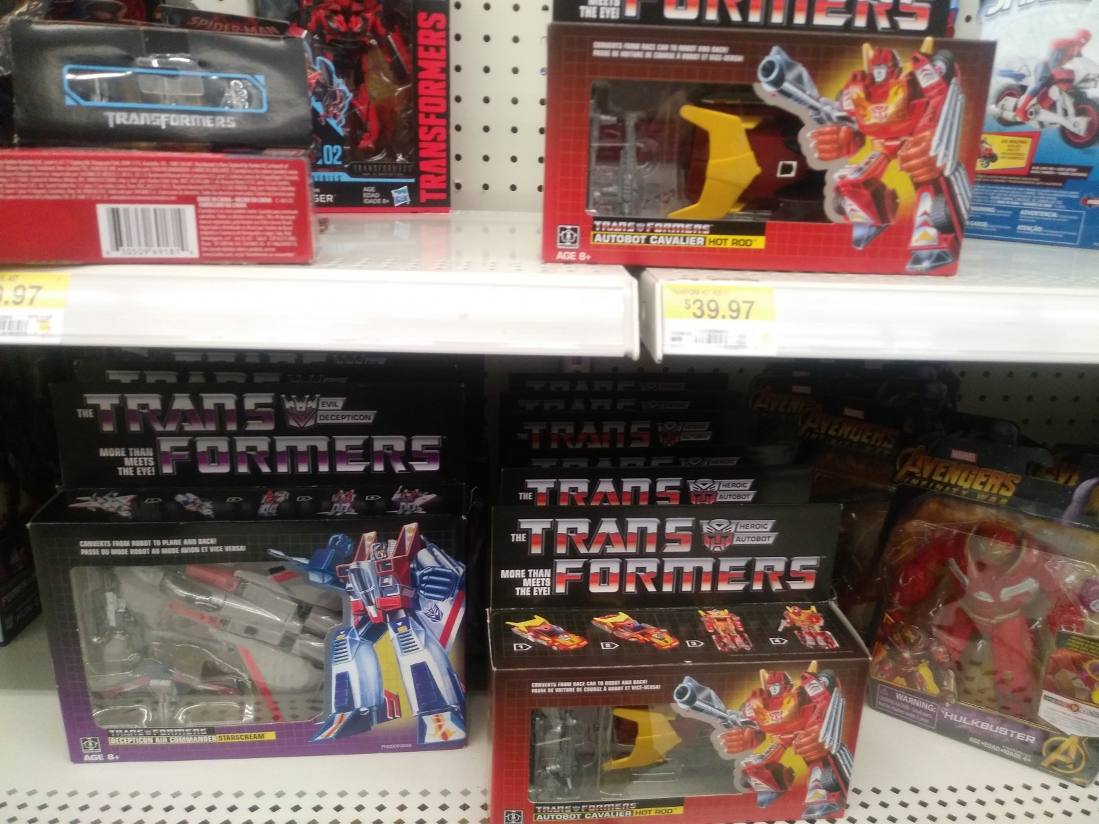 Transformers News: Why I am Thrilled by the Heavy G1 Influence in Upcoming Toys from Hasbro