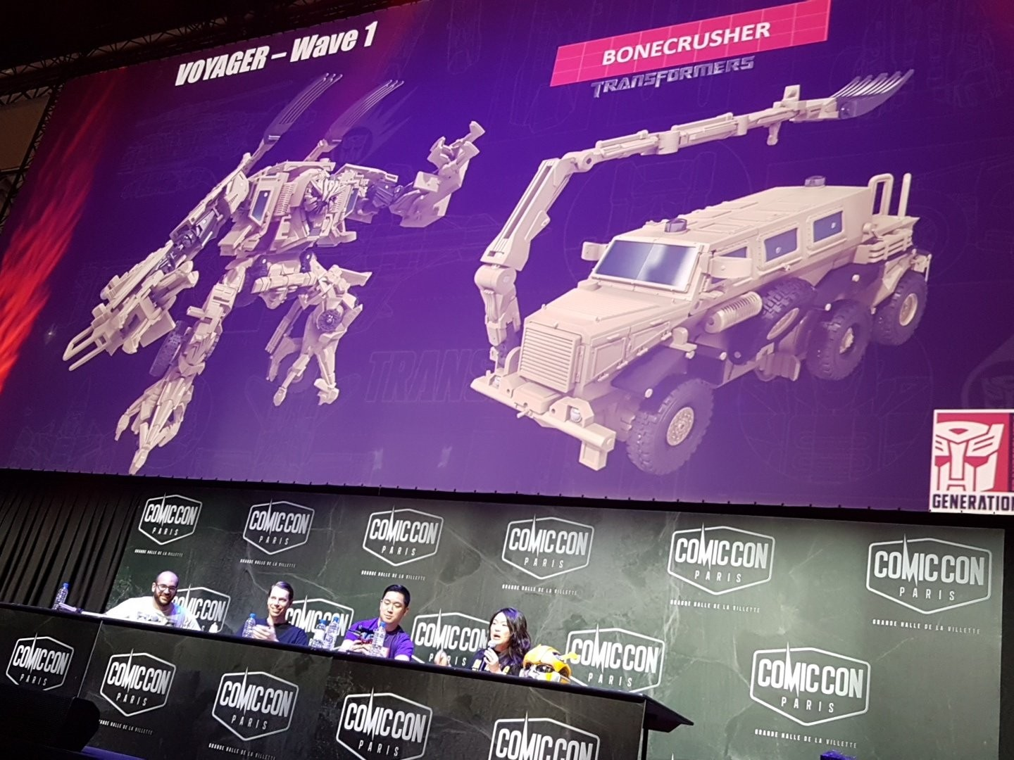 Transformers News: Transformers Studio Series Bonecrusher, Jetfire and ROTF Jetwing Prime Officially Revealed