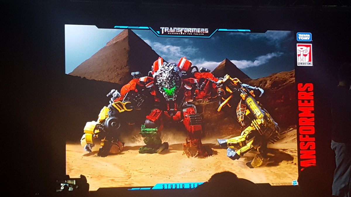 Transformers Toys Studio Series 47 Deluxe Class Revenge of The Fallen Movie Cons