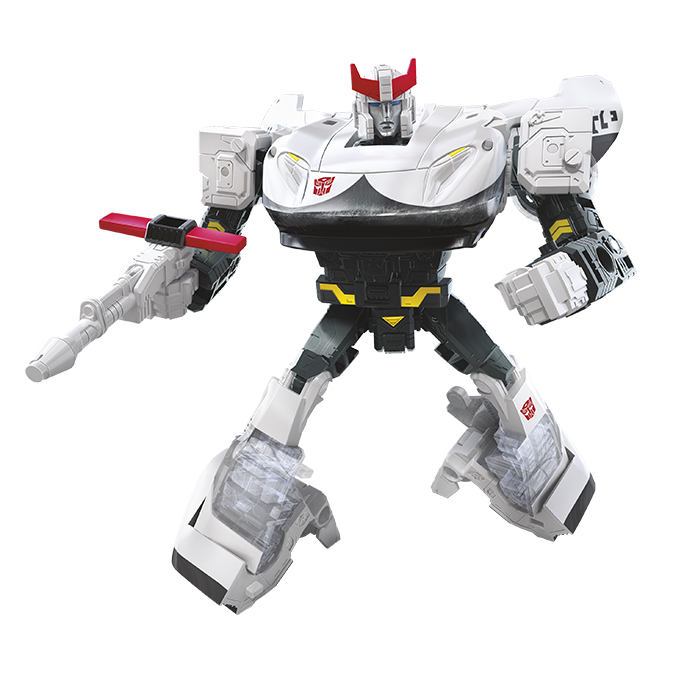 Transformers News: Official Images of Transformers Siege Prowl, Sixgun and Pteraxadon