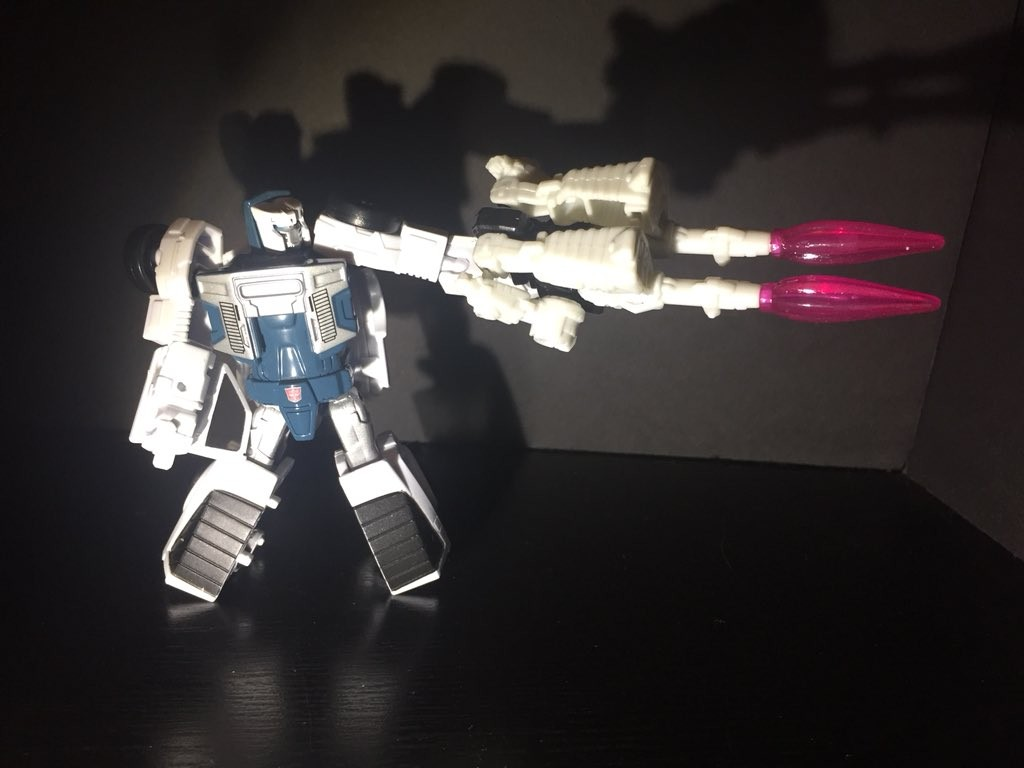 Transformers News: Transformers WFC Siege Wave 1 Battle Masters Found at Target
