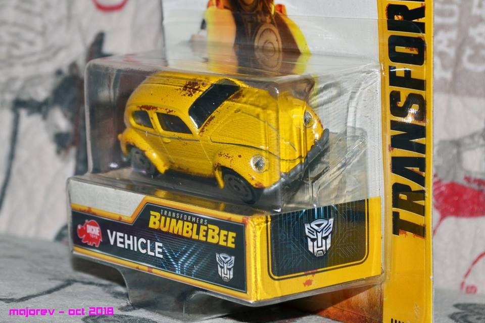 Transformers News: Simba Dickie Bumblebee VW Die Cast On The Way