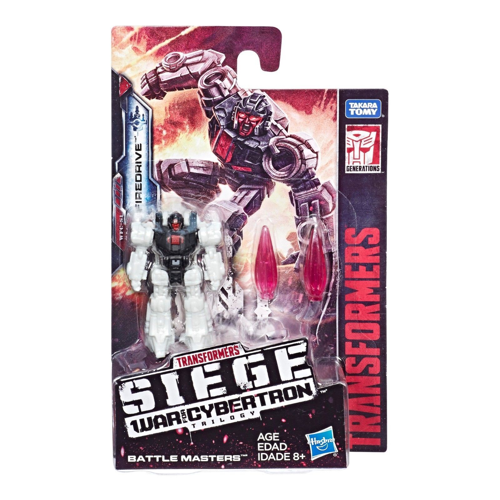 Transformers News: Stock Photos for Entire First Wave of Transformers War for Cybertron: Siege