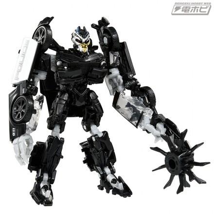 Transformers News: Stock Photos - Takara Transformers Studio Series WWII Bumblebee, Sideswipe, Barricade, Crankcase