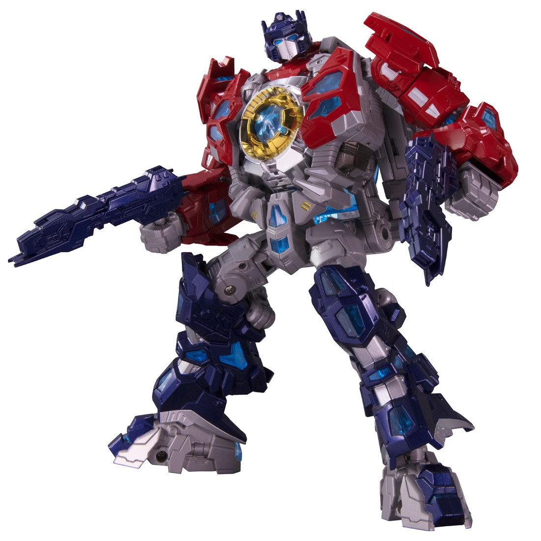 Transformers News: New Stock Photos and Price for G-Shock x Transformers Optimus Prime Resonant Mode
