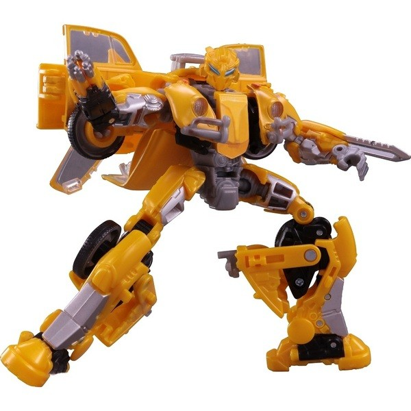 Transformers News: Official Images of First Ever Takara Studio Series Exclusive SS-EX 1967 Rusty Bumblebee