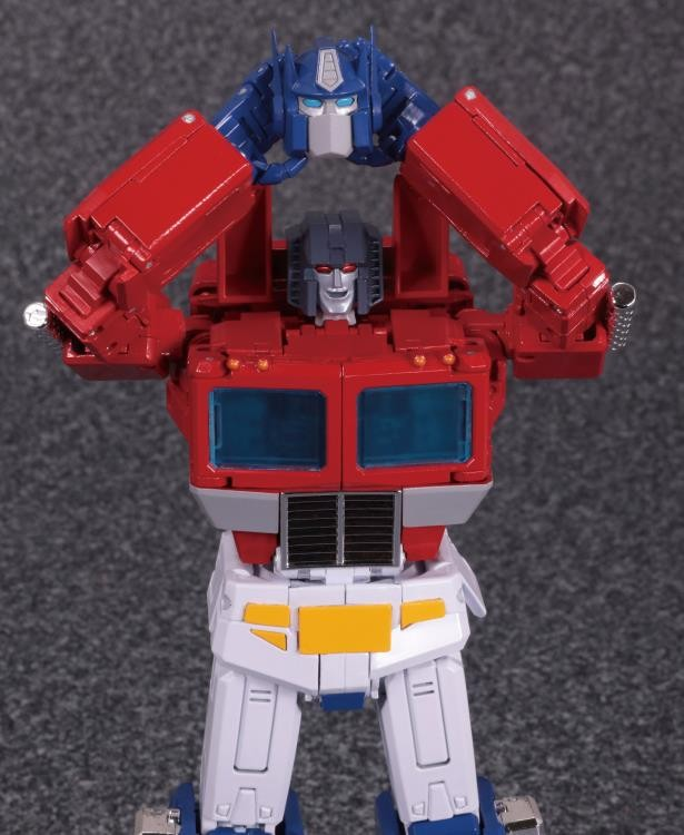 Transformers News: Official Colour Images Finally Released for Masterpiece MP-44 Optimus Prime Ver 3