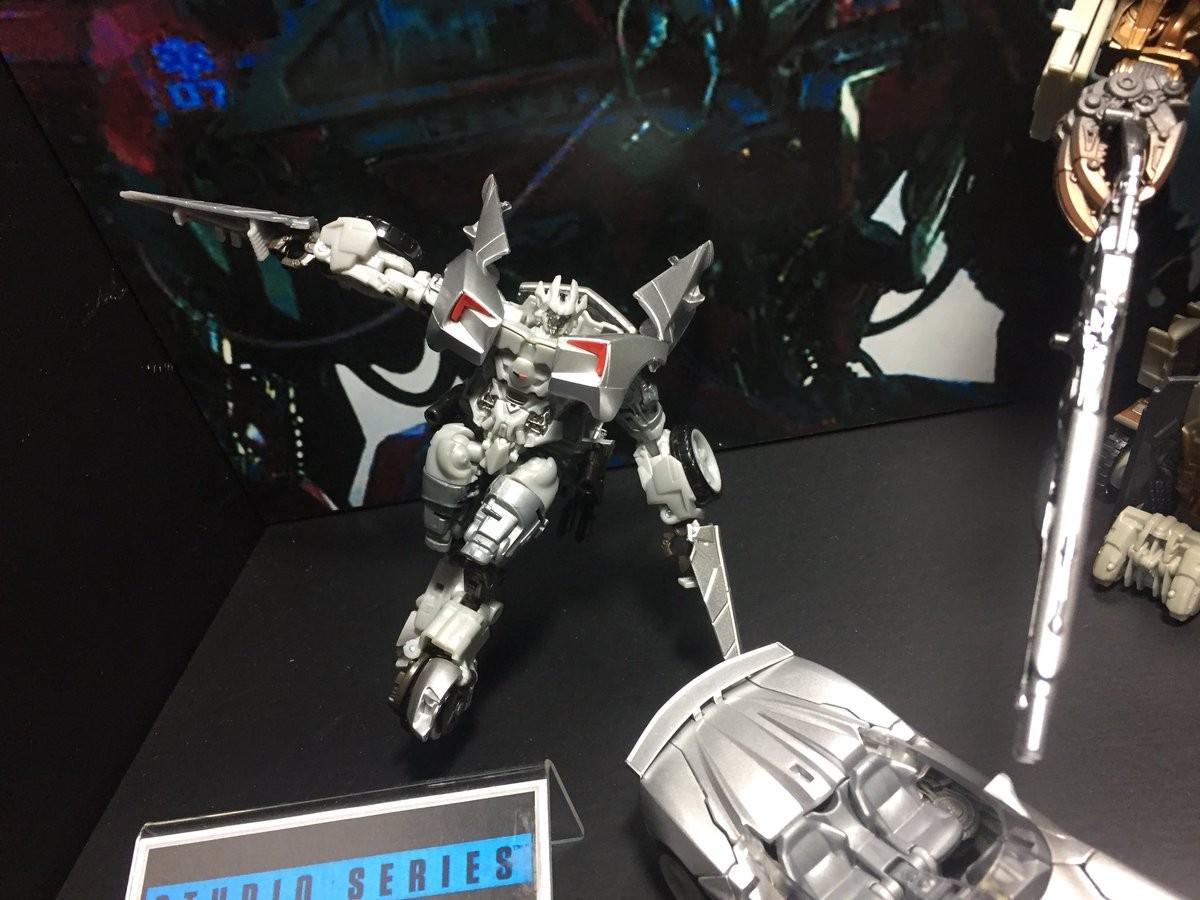 Transformers News: Transformers Studio Series Display at 2018 Tokyo Comic-Con including DOTM Megatron and ROTF Jetfire