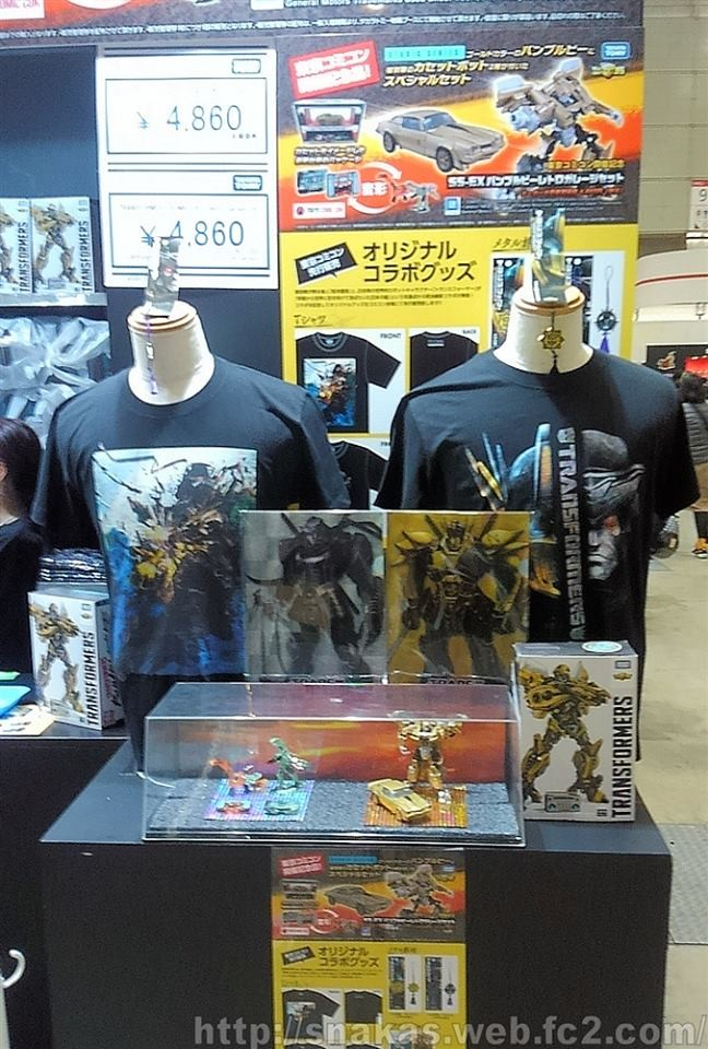 Transformers News: Images from Tokyo Comic Con 2018 of Studio Series, Siege, Encore Big Convoy, MP, and Bumblebee Event