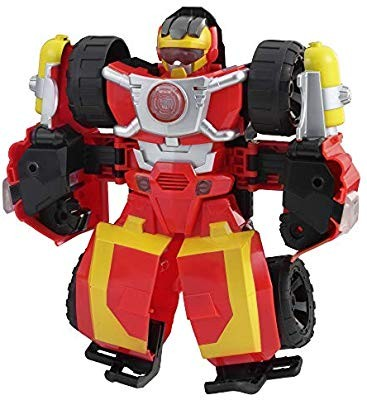 Transformers News: New Transformers: Rescue Bots Academy Toys on Amazon