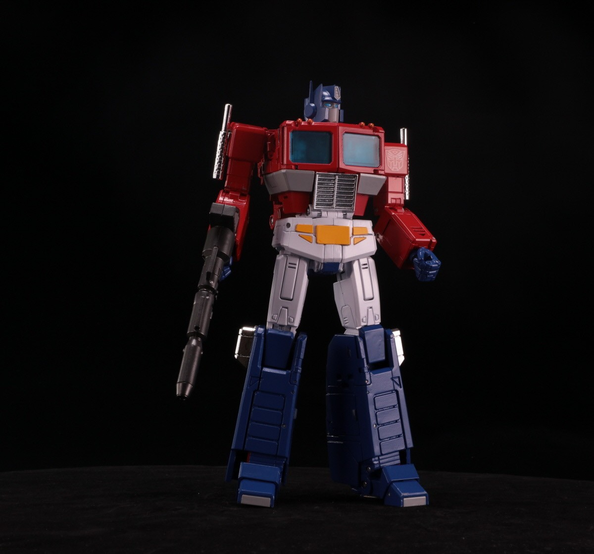 Transformers News: New Turn A Around Photos of Masterpiece MP-44  3.0 and More Pre-Orders