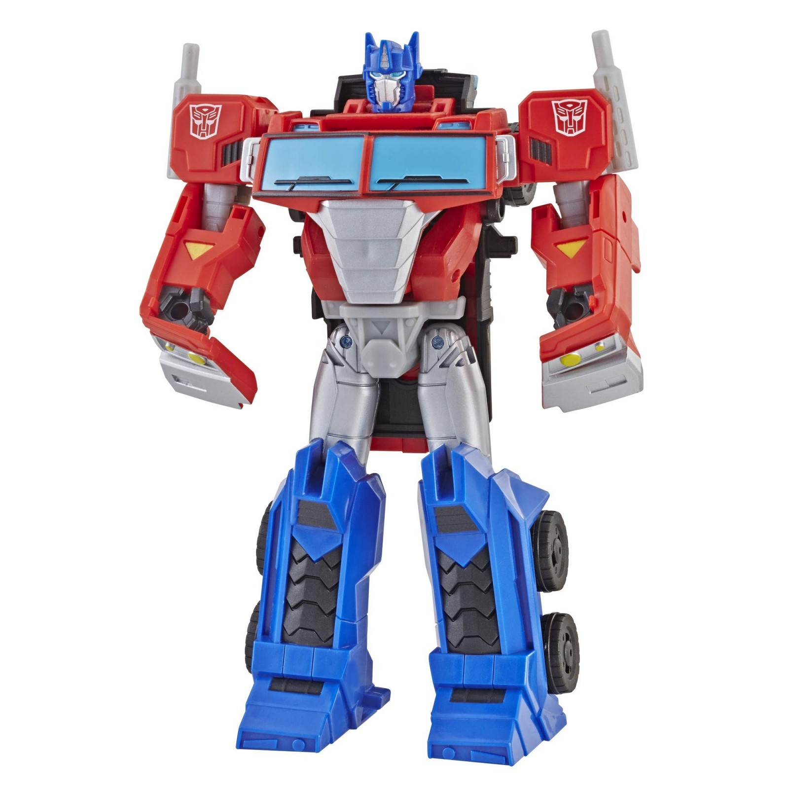 Transformers News: New Stock Images for all Upcoming Cyberverse Toys like Soundwave, Hot Rod , Prowl and More