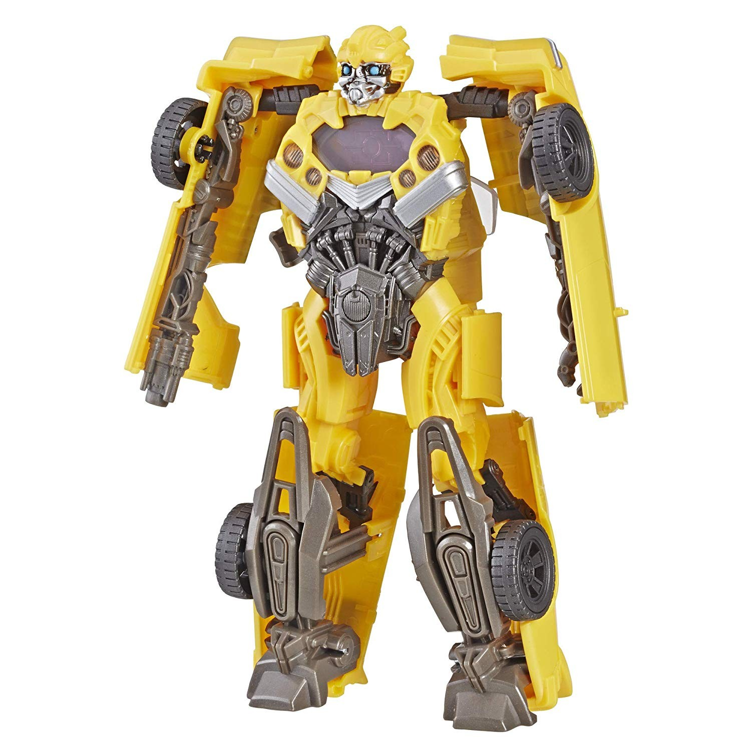 Transformers News: Transformers Bumblebee Mission Vision Bumblebee and Shatter revealed
