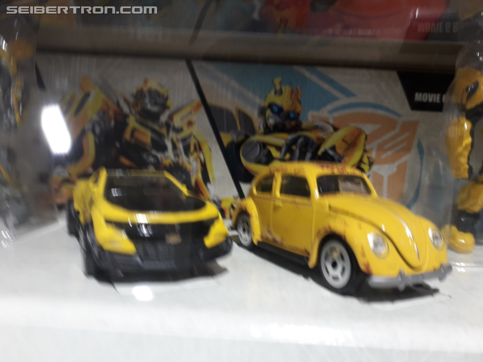 Transformers News: New Simba Dickie 4 pack found in Italy