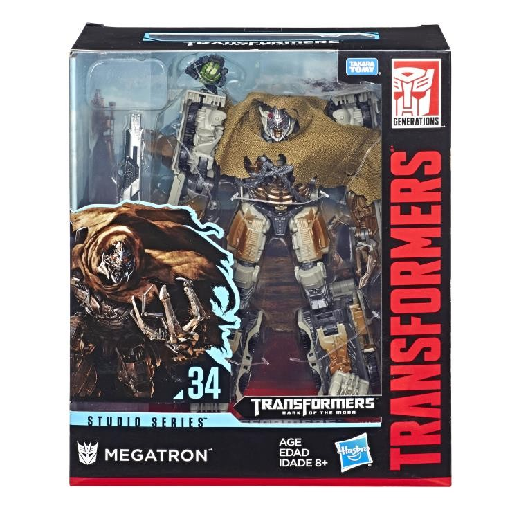 Transformers News: New Images and Preorders Open for Studio Series Leaders Megatron and Jetfire