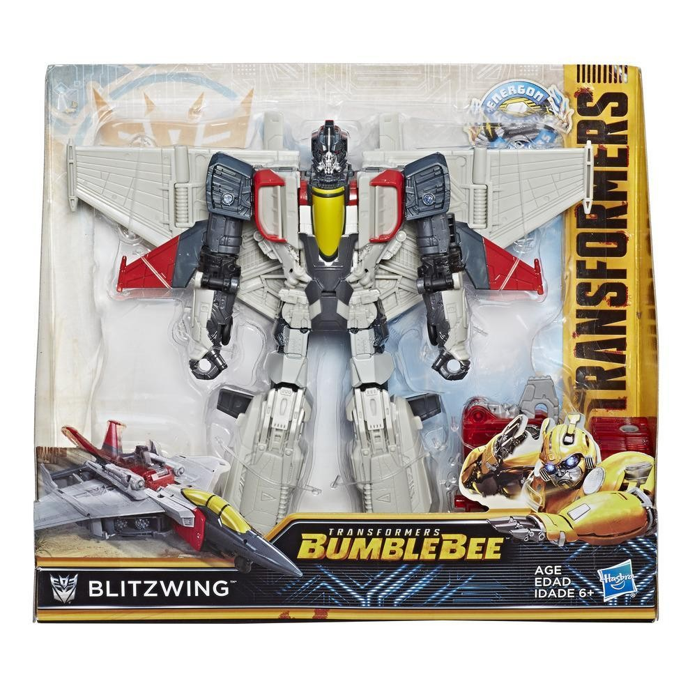 Transformers News: Transformers Bumblebee Energon Igniters Speed and Power Series Soundwave and Ironhide Revealed, More