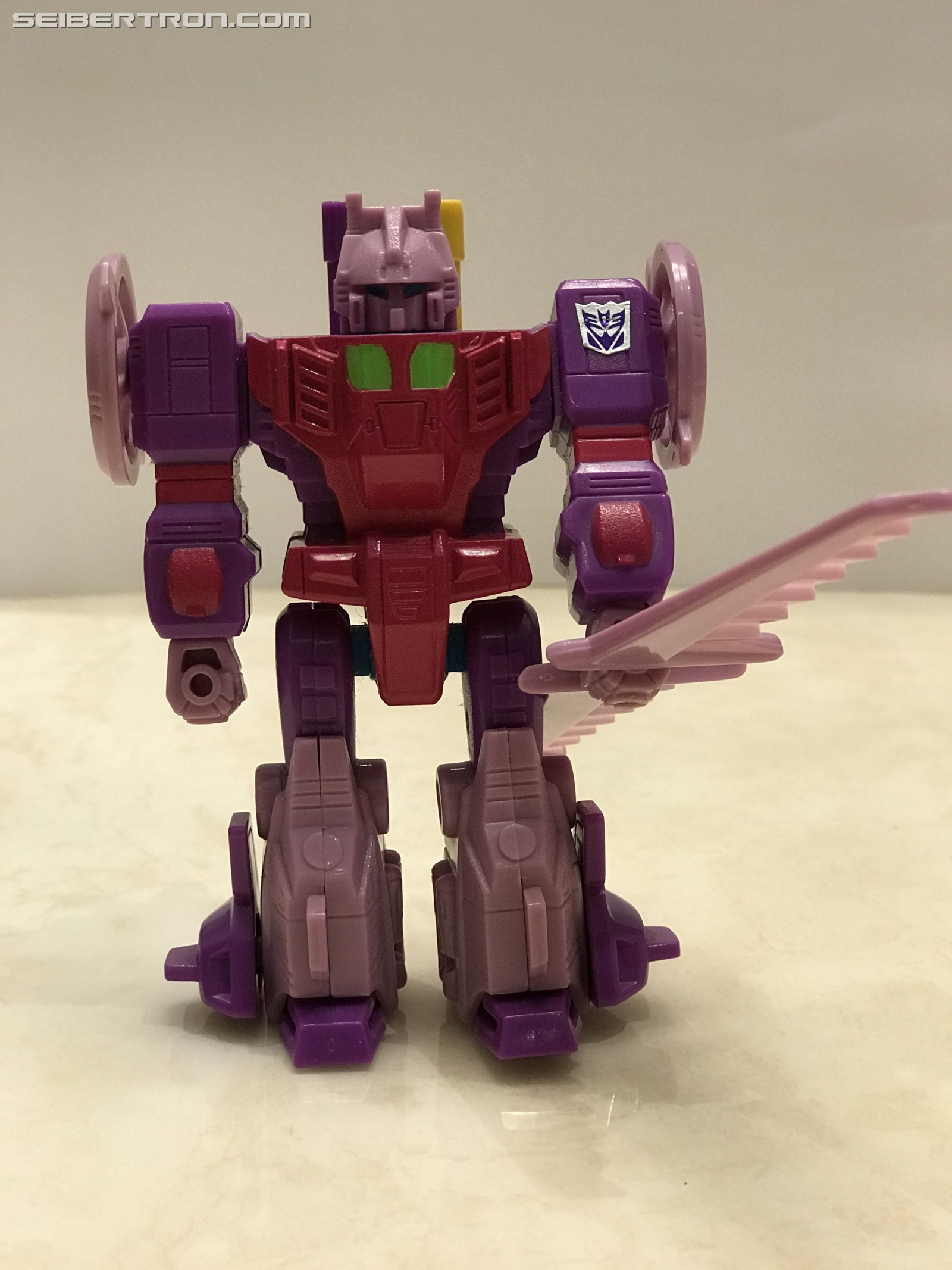 Transformers News: Pictorial Review of G1 Region Exclusive Turbo Master