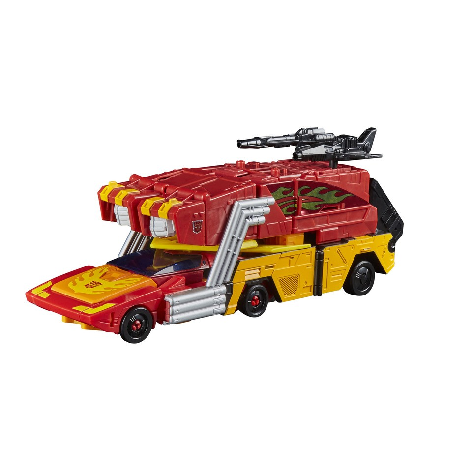 Transformers News: Top 5 Best Hot Rod / Rodimus Transformers toys