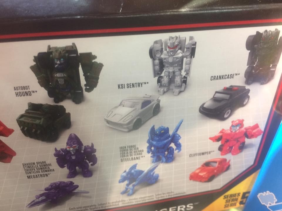 Transformers News: Transformers Tiny Turbo Changers Series 5 Found at US Retail + Codes