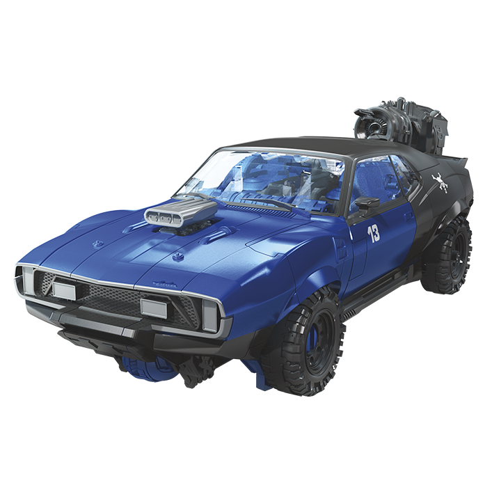 Transformers News: New stock renders of Studio Series CAR MODE DROPKICK and Optimus Prime (Bumblebee film)