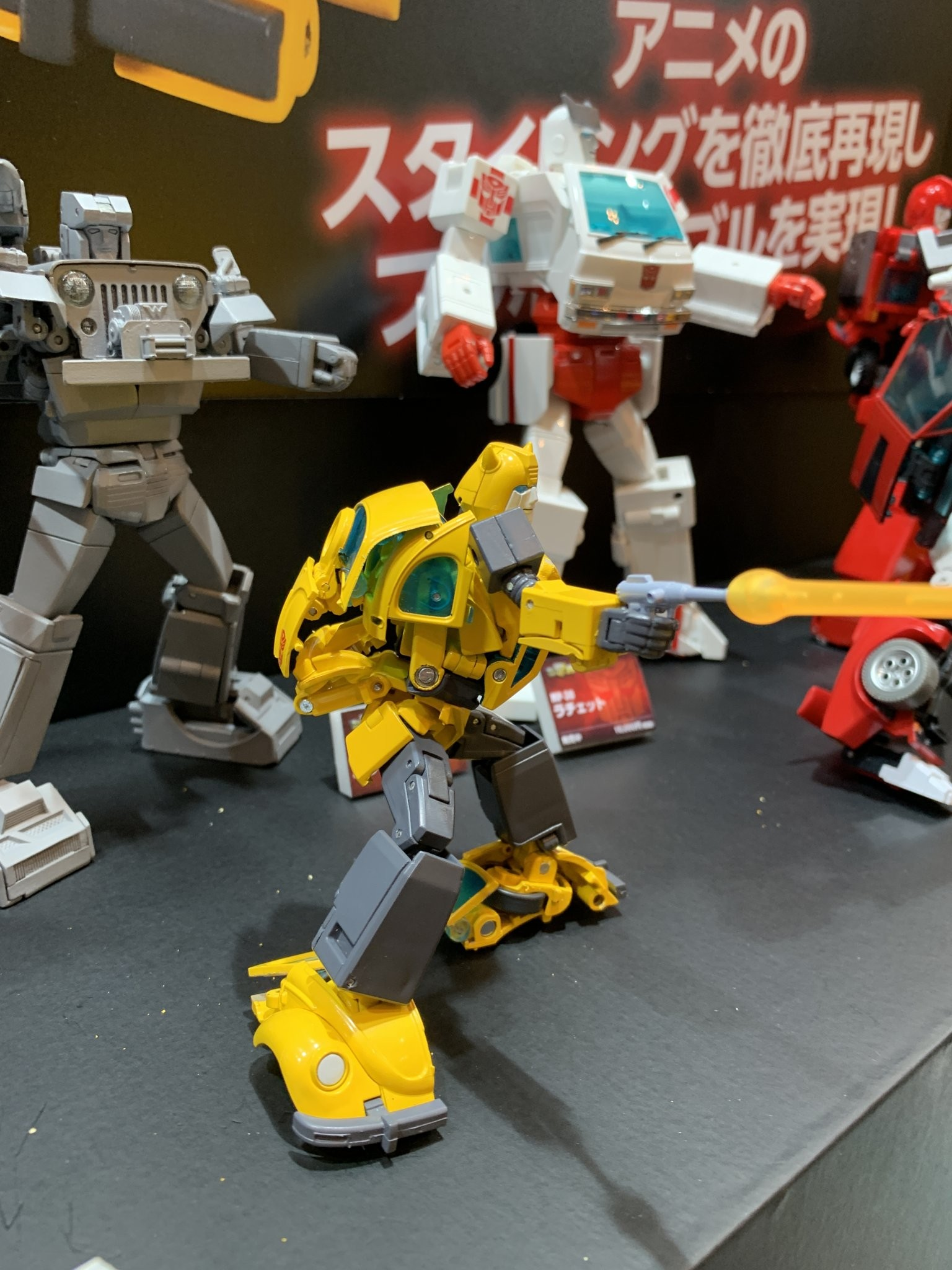 Transformers News: Takara Masterpiece MP-45 Bumblebee 2.0 Fully Revealed with new Photos