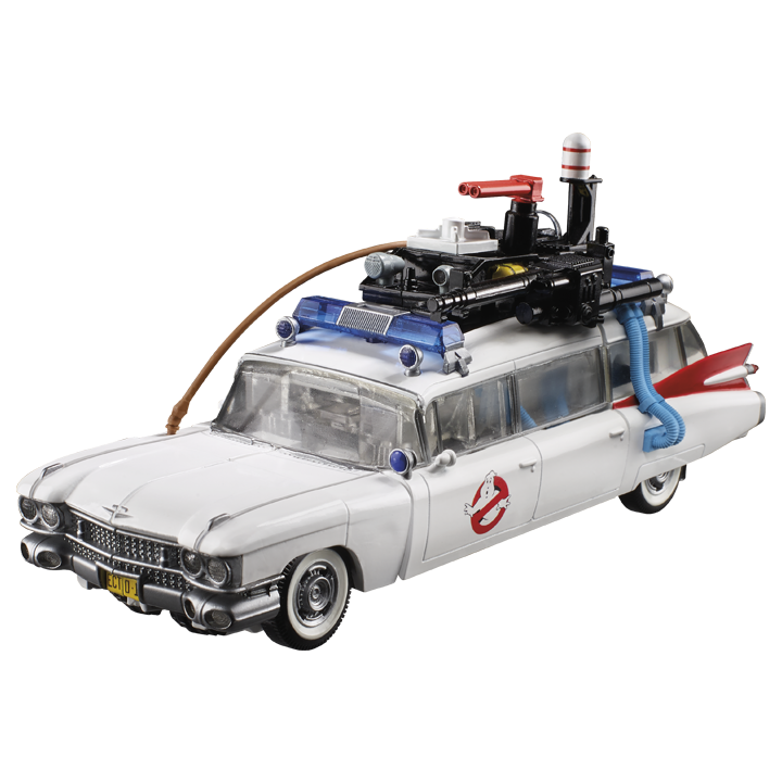 Transformers News: Official press release and more images Transformers-Ghostbusters Collaborative ECTO-1 Ectotron