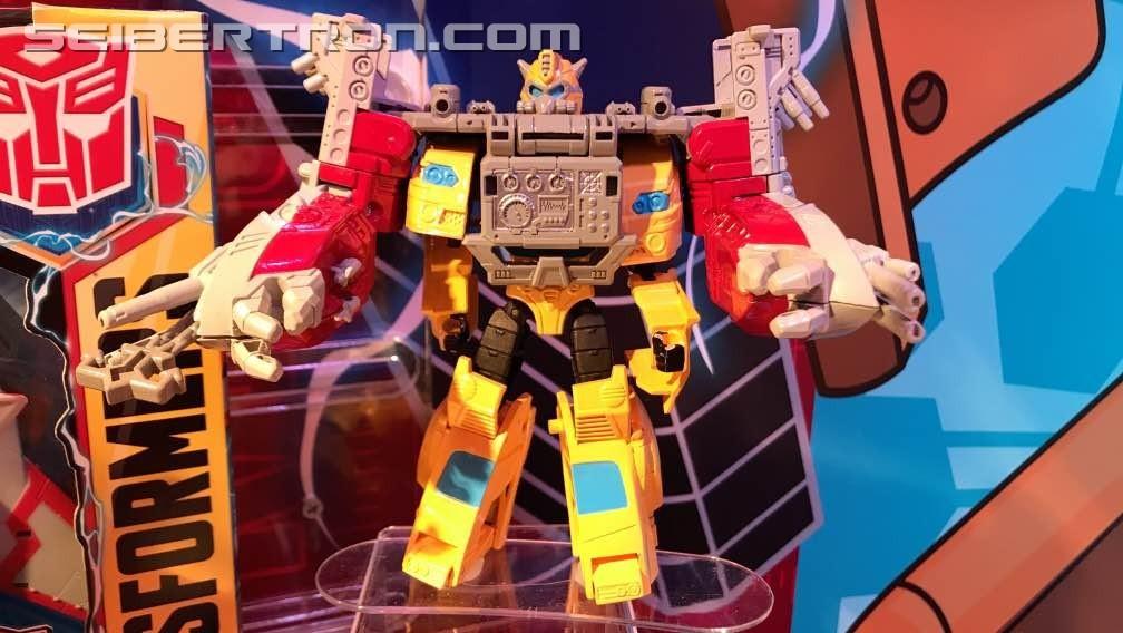 Transformers News: Toy Fair New York 2019 Transformers Cyberverse Photos #tfny #hasbrotoyfair