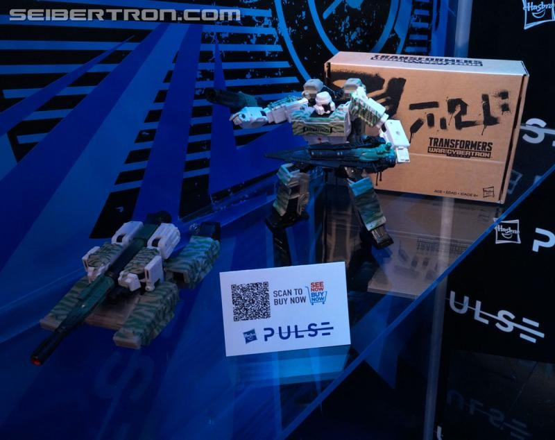 Transformers News: Transformers Generations Selects G2 Combat Hero Megatron Seibertron Gallery #TFNY #HasbroToyfair