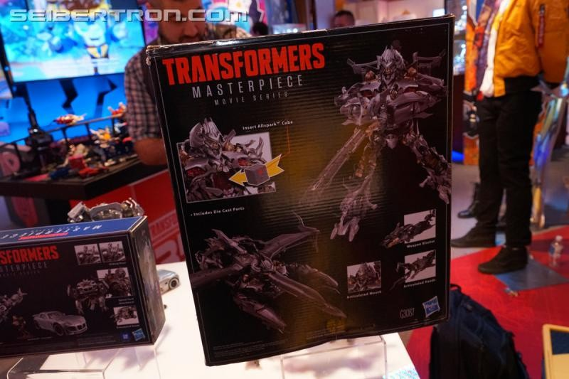 Transformers News: Gallery and Video for Movie Masterpieces at New York Toy Fair 2019 #tfny #hasbrotoyfair