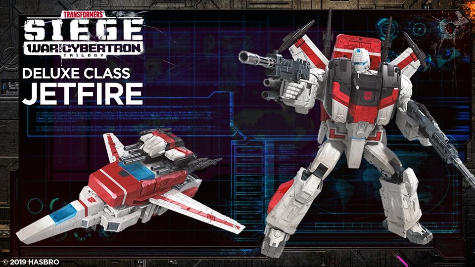 Transformers News: Official Images of Toy Fair Reveals for Studio Series and Siege Including Springer's Car Mode