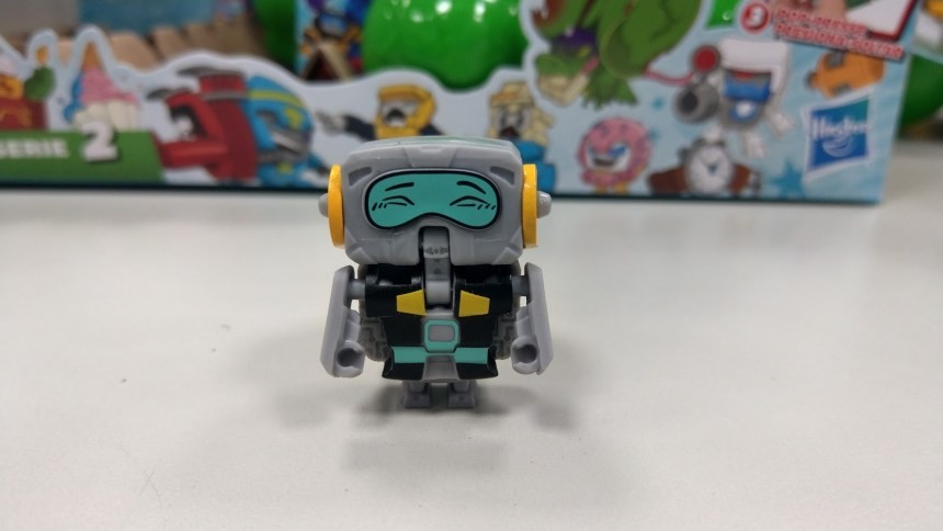 Transformers News: Full List and In Hand Images of Each Botbots Series 2 Blindbox Figure with Codes