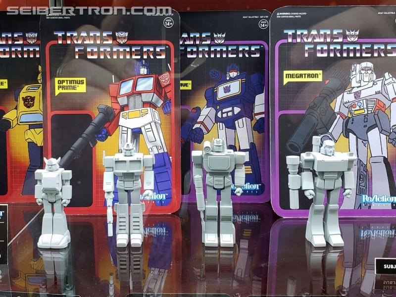 Transformers News: Super7 Transformers ReAction figures revealed plus Masters of the Universe, Barbie and more #tfny