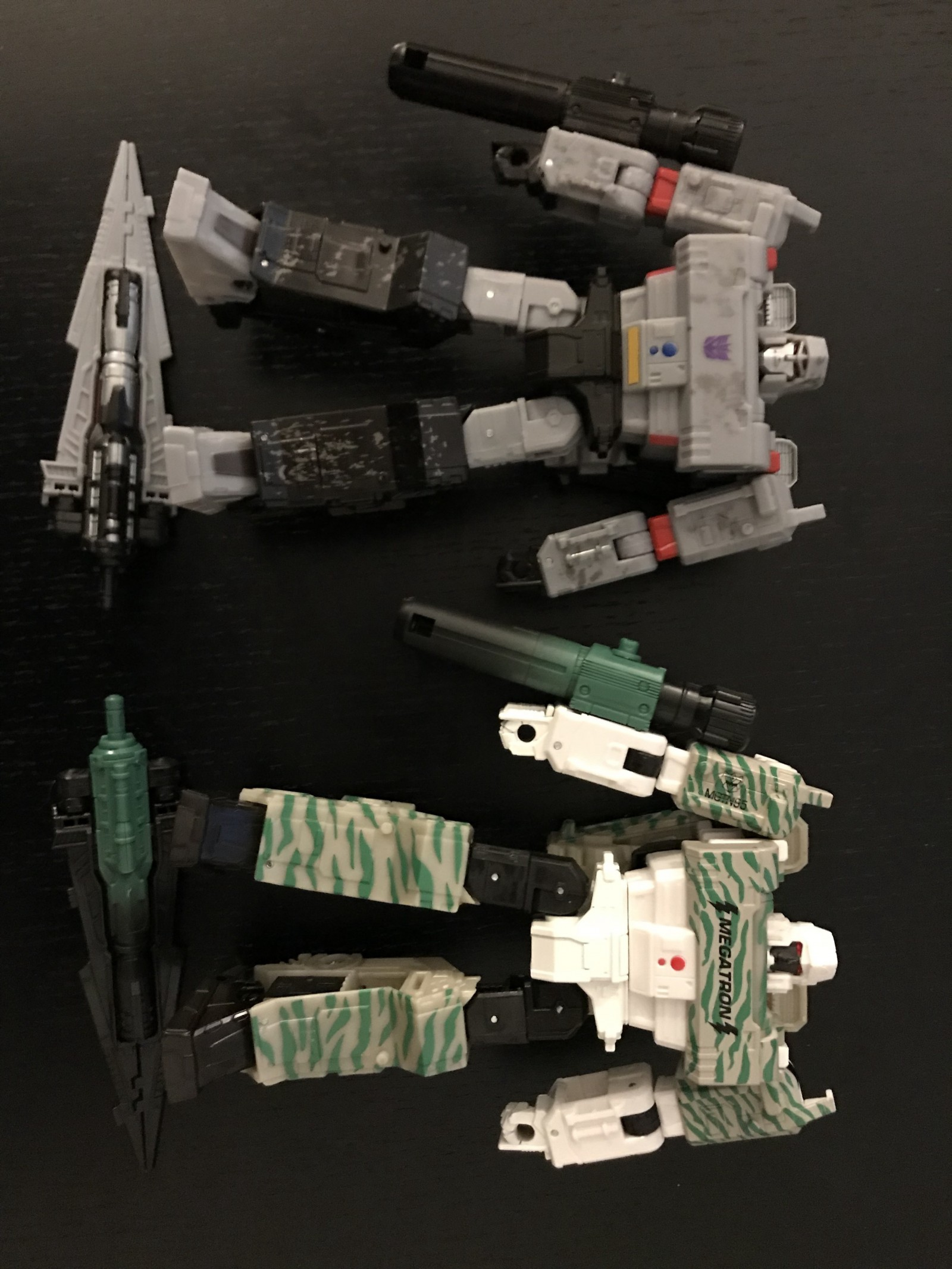 Transformers News: Generations Selects G2 Megatron Photogallery and English Video Review