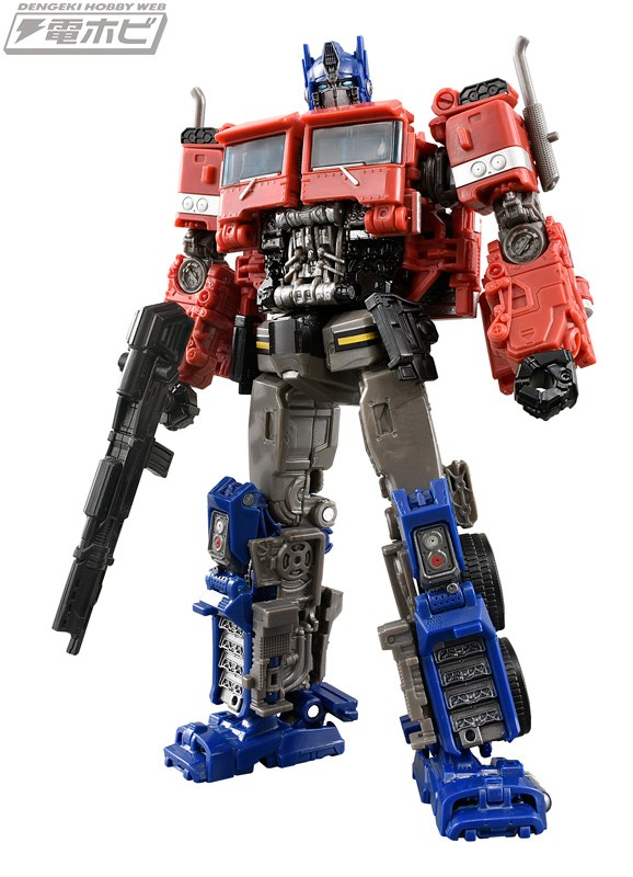 Transformers News: New Images of Upcoming Transformers Studio Series Toys With Limb Modes for Scrapmetal and Rampage