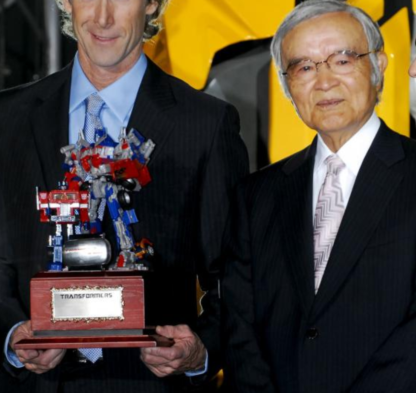Transformers News: The Founder of Takara, Yasuta Sato, Passes Away