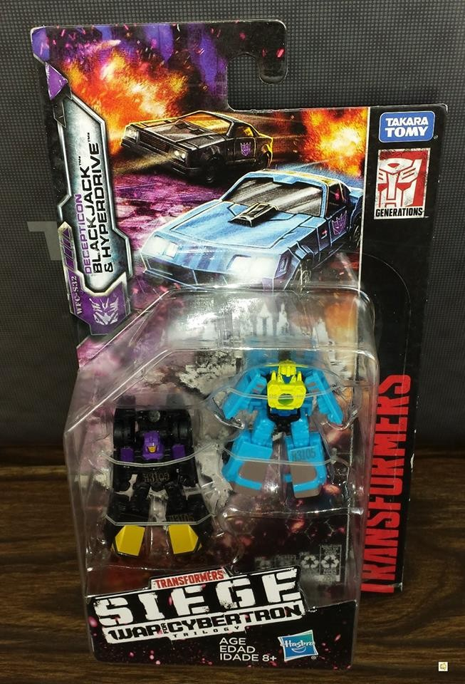 Transformers News: Transformers War for Cybertron: Siege Micromaster Sports Car Patrol Revealed at Toyfair Australia 20