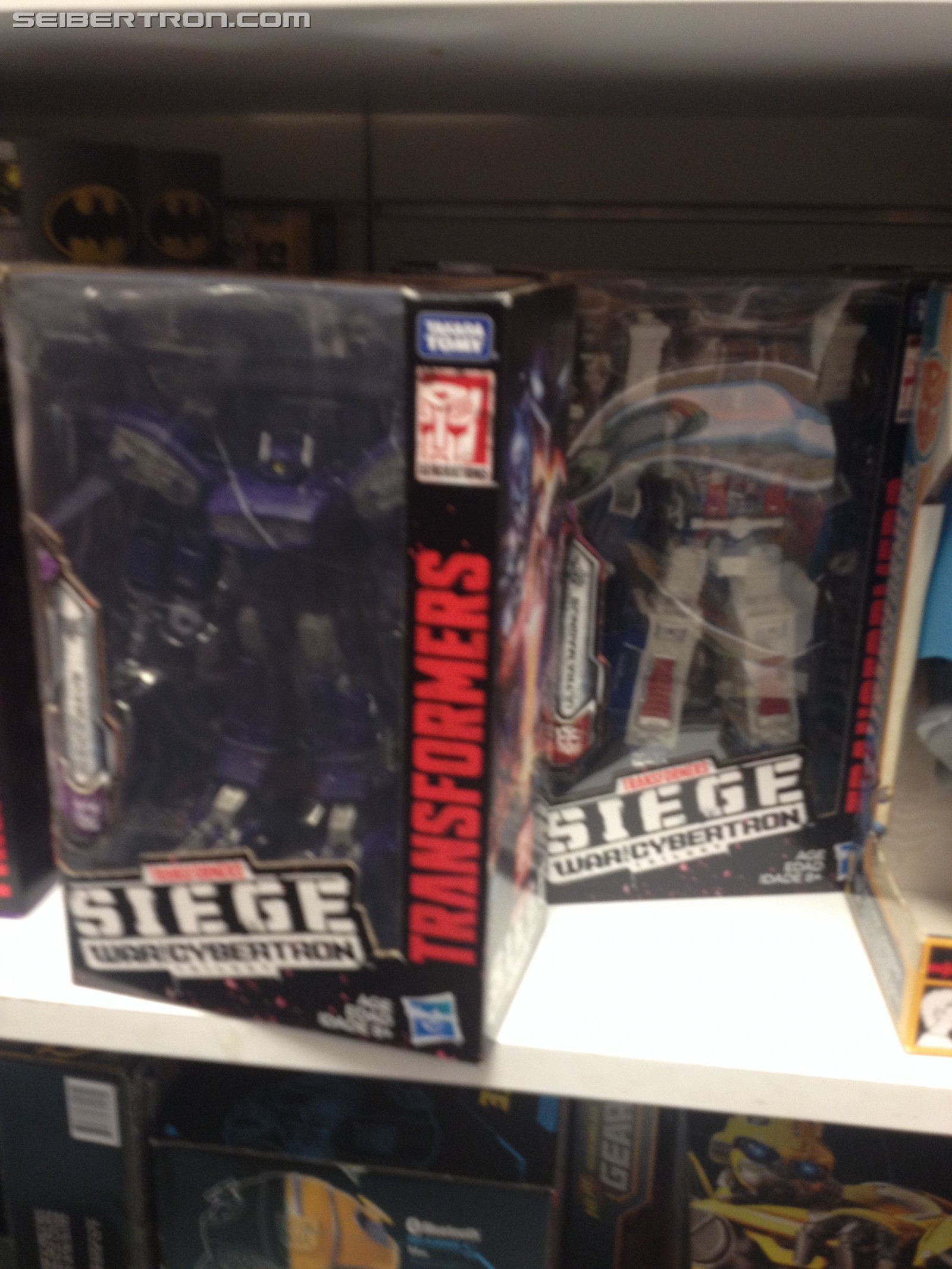 Transformers News: Mexico Sightings Roundup Including Siege Wave 2 Battle Masters and In Hand Images of Pteraxadon