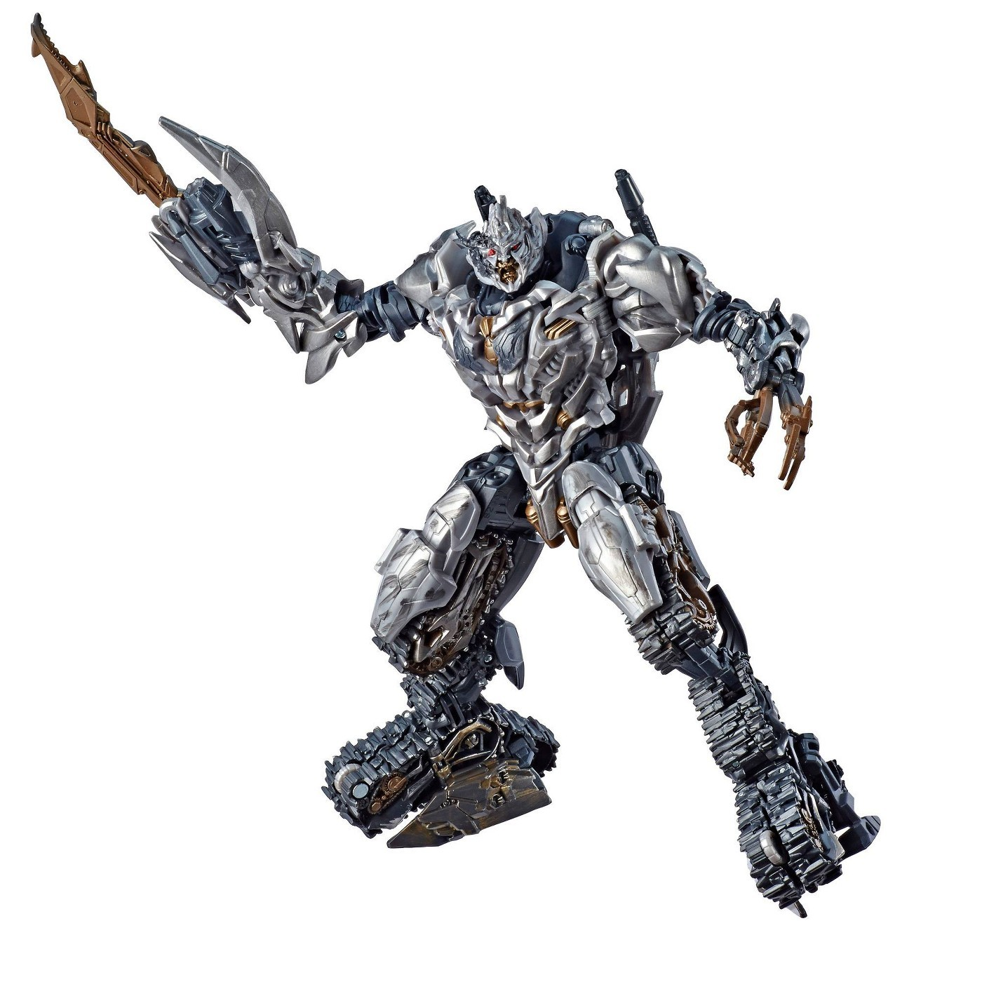 Transformers News: Transformers Studio Series SS-31 Voyager Class Battle Damaged Megatron Listed on Target.com