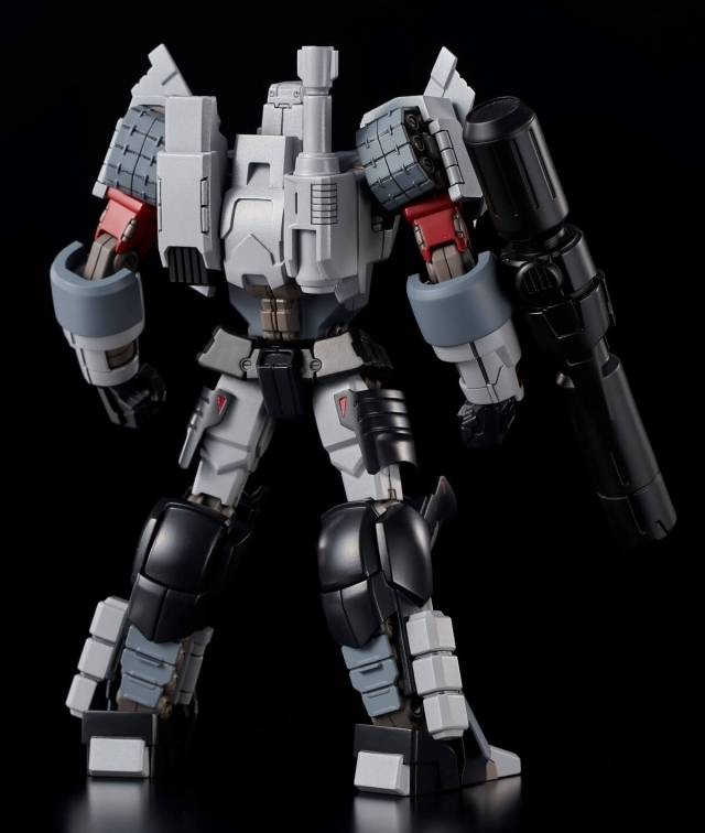 Transformers News: New Flame Toys Model Kit Pre-Order - IDW Autobot Megatron