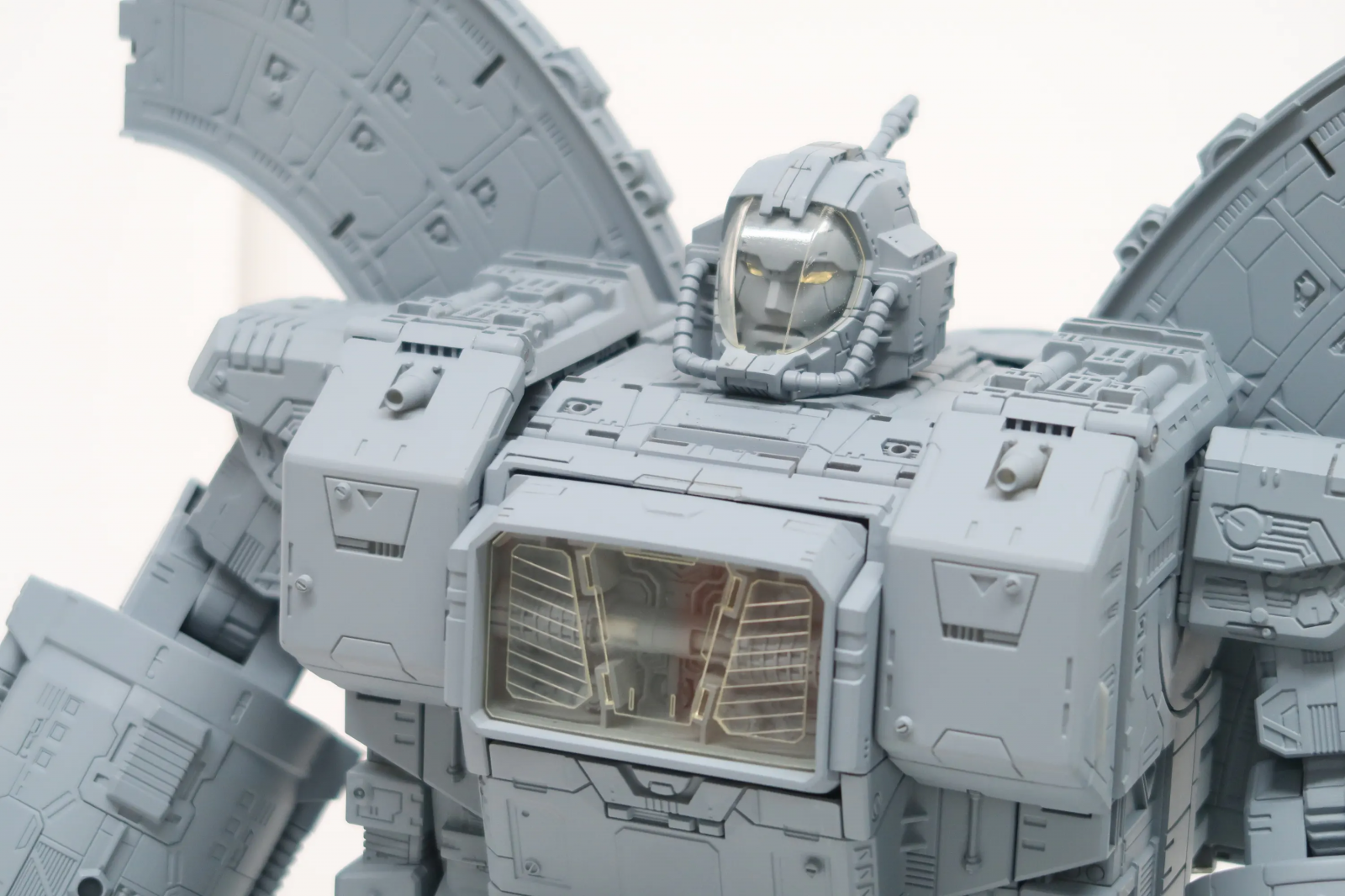 Transformers News: John Warden Interview about Omega Supreme and the Design Phase Part II