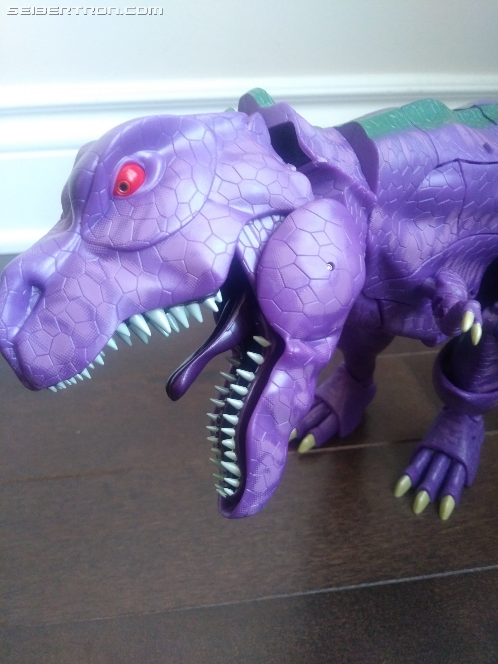 Transformers News: Pictorial Review of Transformers Masterpiece MP-43 Beast Wars Megatron