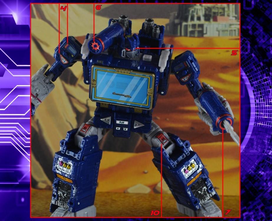 Transformers News: Toyhax April Update