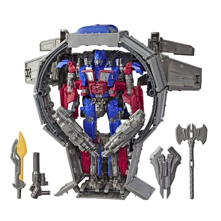 Transformers News: New Stock Images Including in package Image of Studio Series 44 Leader DOTM Optimus Prime