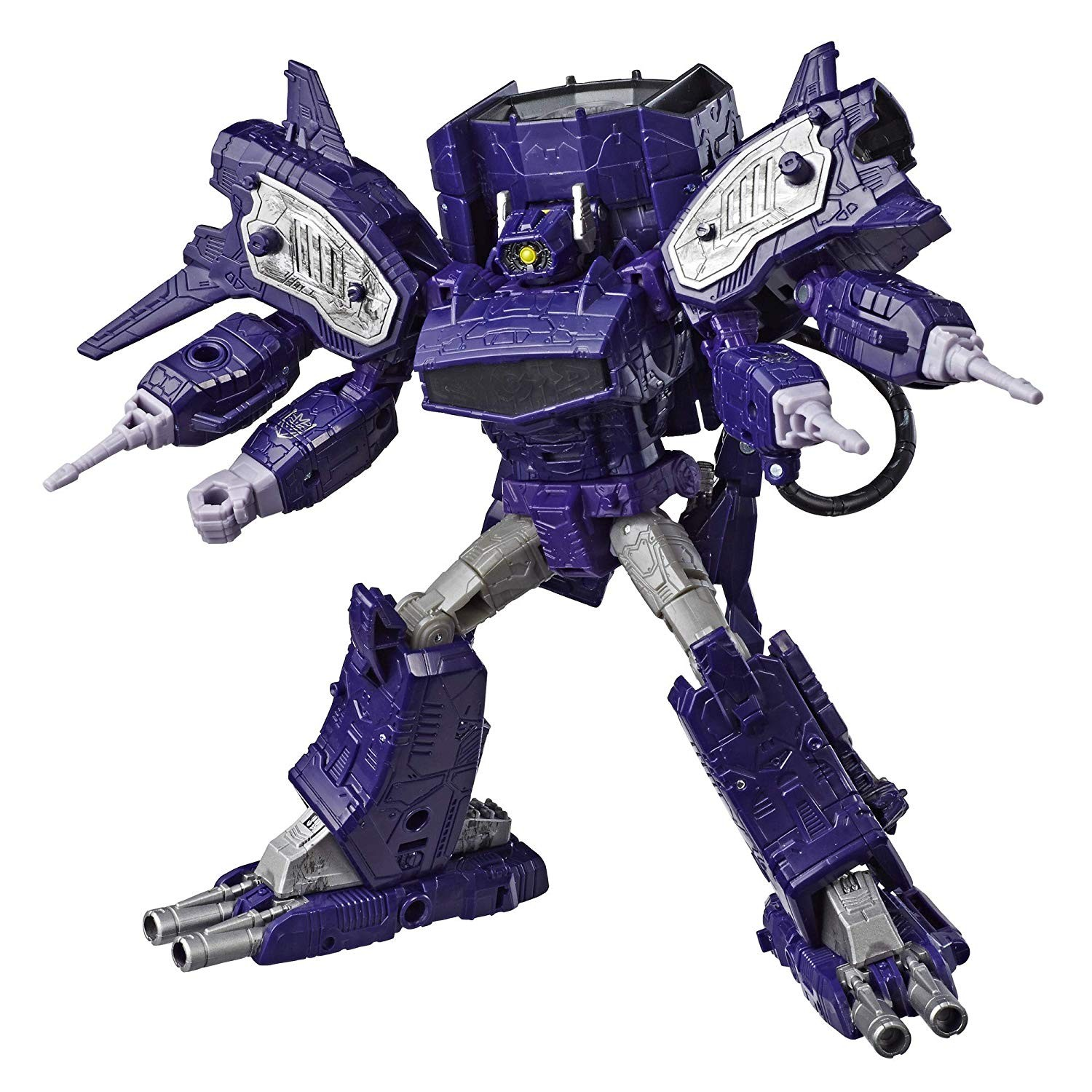 Transformers News: Top 10 Best Shockwave Transformers Toys