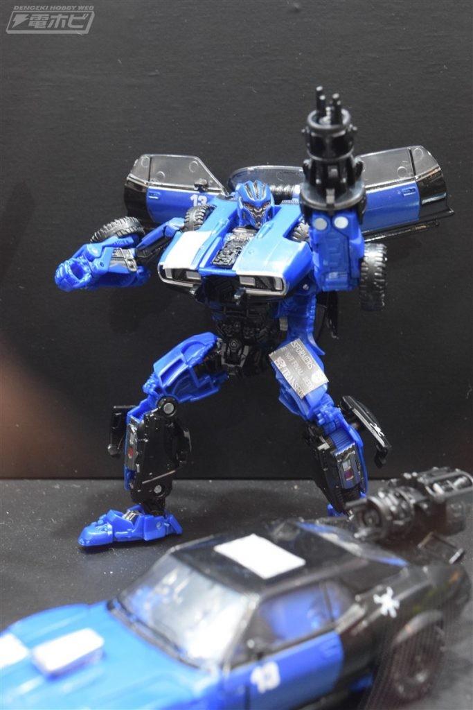 Transformers News: New Diaclone, SS Longhaul, Siege Barricade and Thundercracker and more at Shizuoka Hobby Show 201