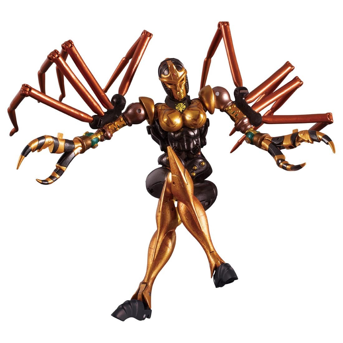 MISB in USA Transformers Takara Masterpiece MP-46 Blackarachnia Beast Wars