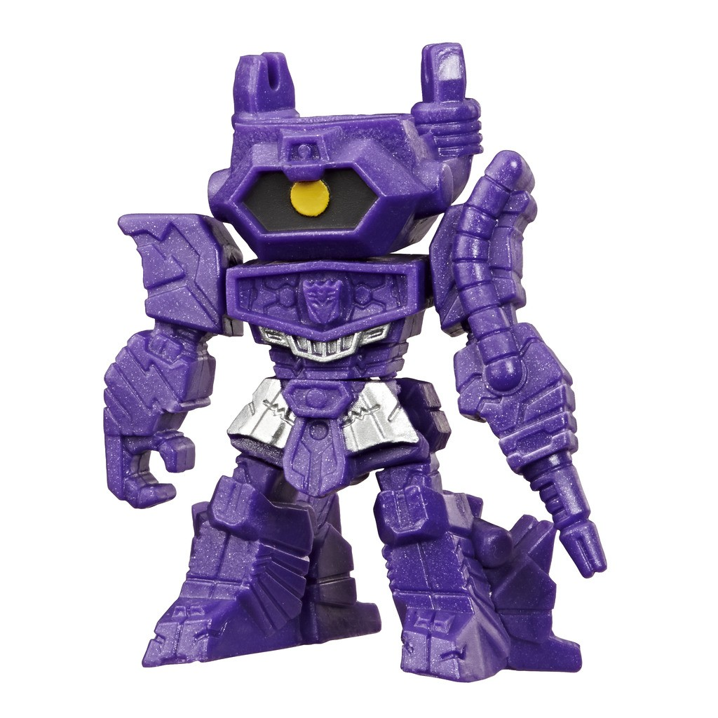 Transformers News: Tiny Turbo Changers Official Images for Shockwave, Blackarachnia, Jetfire and More