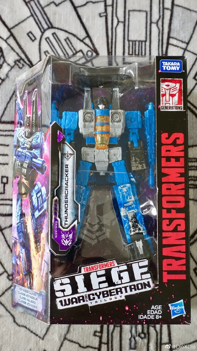 Transformers News: In-hand images of Siege Wave 3 Battle Masters, Micromaster, Deluxes, Voyagers