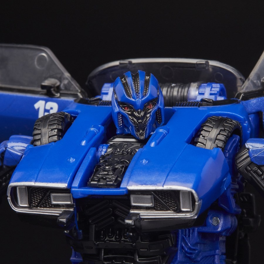 Transformers News: New Images - Transformers Studio Series Drift, Dropkick, Hightower, and Long Haul