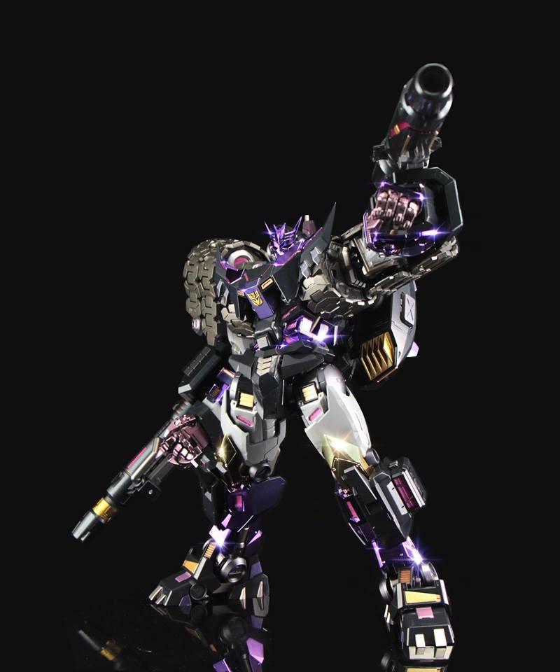 Transformers News: Flame Toys Kuro Kara Kuri Optimus Prime and Power Burst Tarn revealed, Star Saber preorder bonus